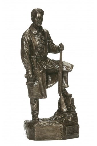 1916 Irish Volunteer Bronze Figure 12""