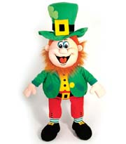 "25"" Irish Finnegan Leprechaun"