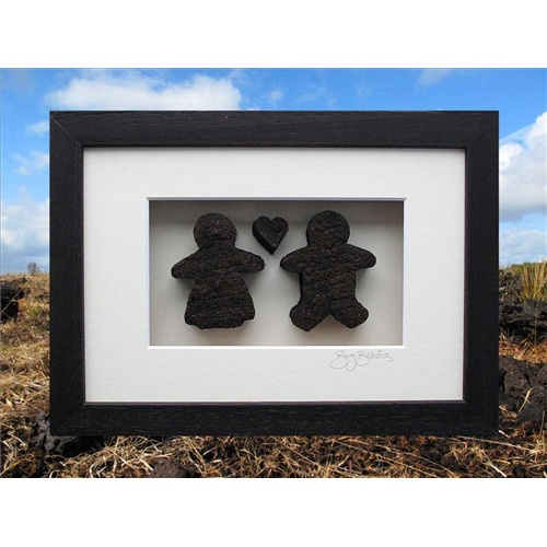 Bog Buddies - Bog Couple With Heart