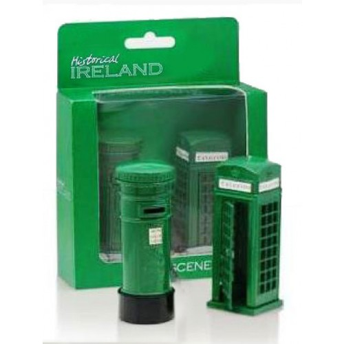 Ireland Nostalgic Diecast Post & Telefon Box