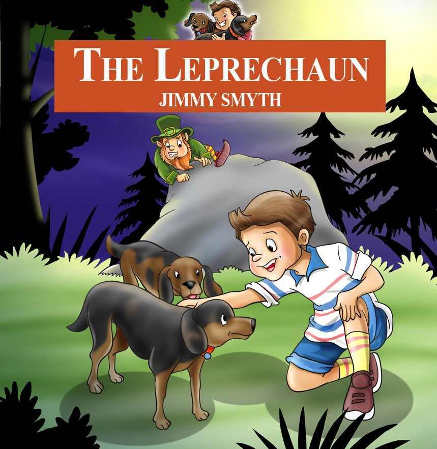The Leprechaun Kid's Story Book
