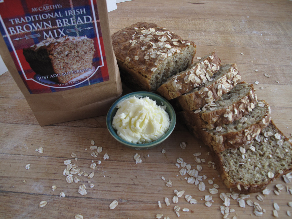 McCarthy's Traditional Irish Brown Bread Mix - 4 Packets