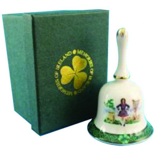 Memories of Ireland Bone China Bell