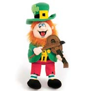 Singing Finnegan Leprechaun with Fiddle