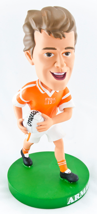 Armagh Gaelic Football Bobblehead Figurine | Irish Sport