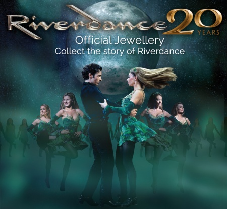 * Official Riverdance Jewelry