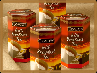 Grace's Irish Breakfast Tea 125g | 40 Tea Bags
